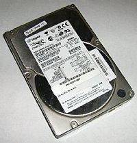 3.5lp Scsi (ST336706LC, Seagate 36.7GB 10K RPM UW SCSI 3.5