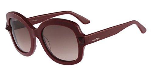 VALENTINO Sunglasses V697S 640 Scarlet - Sunglasses Red Valentino