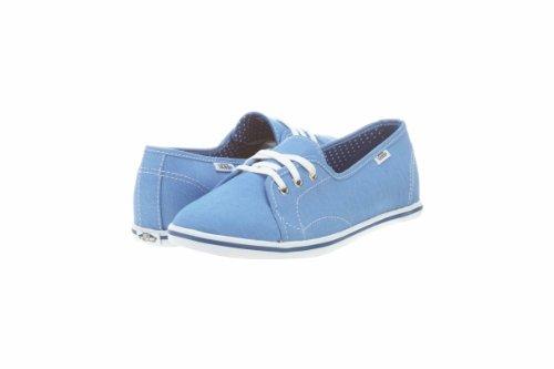 Vans Men's Leah Vn-0Scy Shoe, (Suiting) Blue, 4