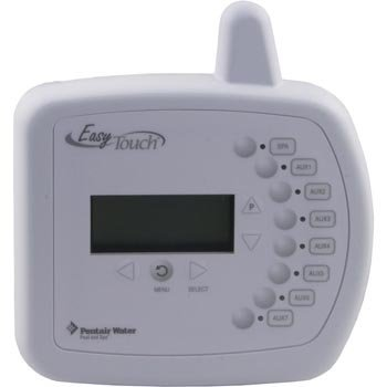 Pentair 520692 8 Auxiliary Wireless Remote Control Replacement EasyTouch Pool and Spa Automatic Control Systems