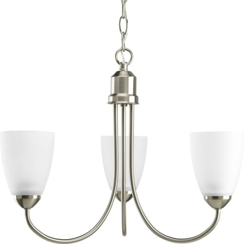 Collection 1 Light Chandelier - 4