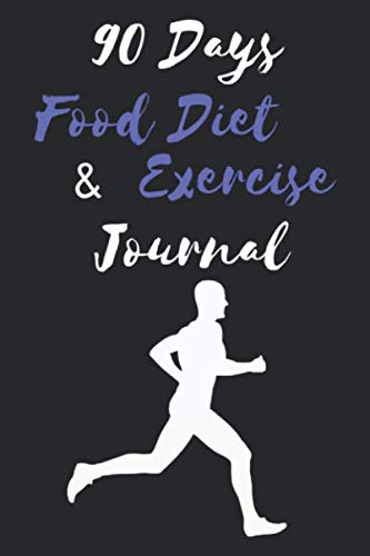 90 Days Food Diet & Exercise Journal: Get Shit done Tracking meals and Fitness, Activity Tracker 90 days Diary with daily gratitude for Men (Enjoy the journal FOOD FITNESS HEALTH)