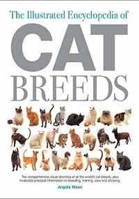 The Illustrated Encyclopedia of Cat Breeds by Wellfleet Press