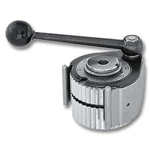Axa Cambio Rápido de acero cabezal de soporte K22(Multifix B) fabricado en Alemania.