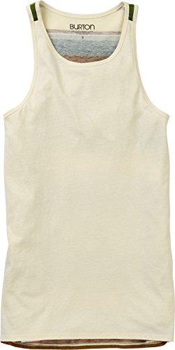 Burton Women's Carta Tank Hoodie, Canvas Iris Stripe, (Burton Print Sweatshirt)