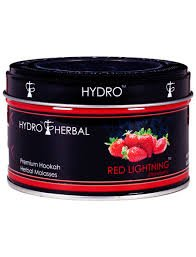 Hydro Herbal 250g Strawberry Hookah Shisha Tobacco Free Molasses
