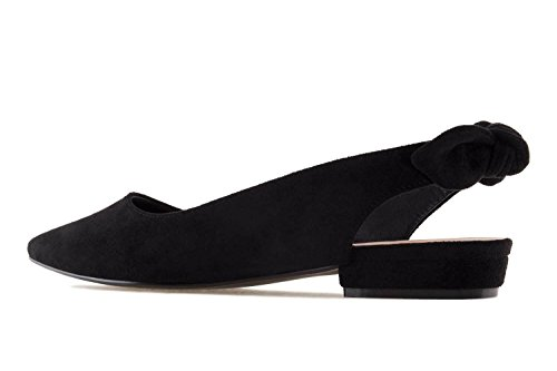 Black Machado Ante Ballet Negro Women's Andres Flats 8wIZnqa0w