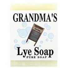 Grandmas Lye Soap 6oz Bar