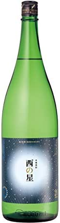 西の星 麦 20度 [瓶] 1.8L 1800ml x 6本[ケース販売] [三和酒類/麦焼酎/日本/大分]
