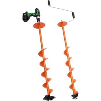 Nils master UR600C drill auger