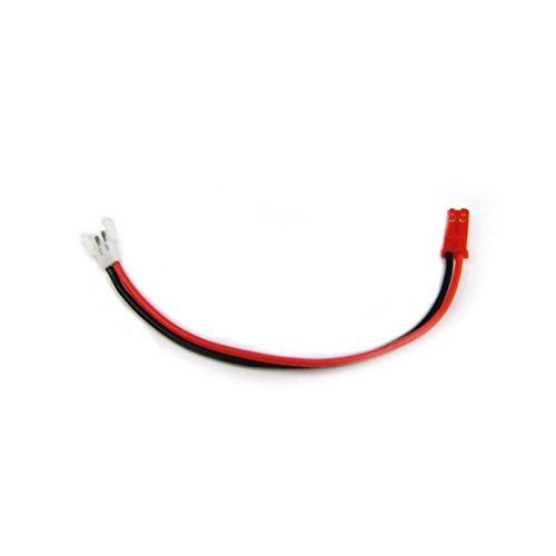 Airbrush-City JST Stecker auf Walkera Buchse Adapterkabel 22AWG 10cm Adapter