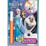 Frozen 2in1 Activities Chilly Fun  Book