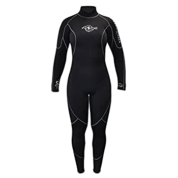 Image of Aqua Lung Aquaflex 3mm Women's Back-Zip Wetsuit Wetsuits