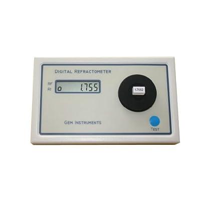 Amazon com: Sinotech Digital Gem Refractometer Gdr800: Kitchen & Dining