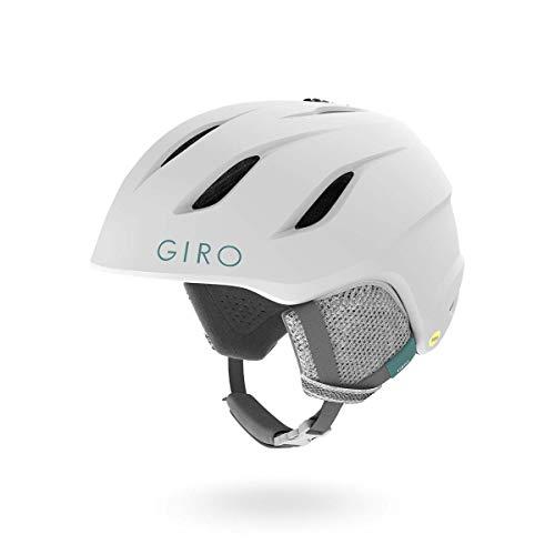 Giro Nine Jr. MIPS Kids Snow Helmet Matte White MD 55.5-59cm