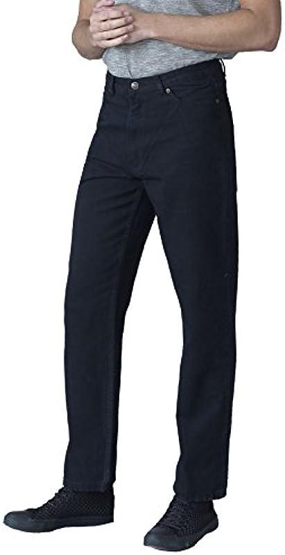 Wysokiej jakości, dżinsy męskie, bardzo długie, długość wewn. nogawki 96,5 cm: Odzież