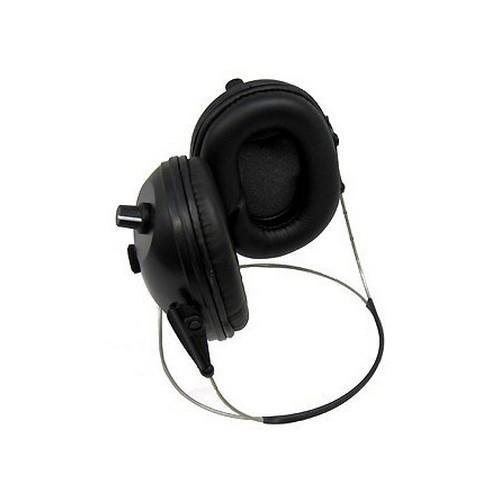 Pro Ears Pro Tac 300 NRR 26 Law Enforcement Electronic Hearing Protection, PT300-B-BH-H Black by Pro-Ears