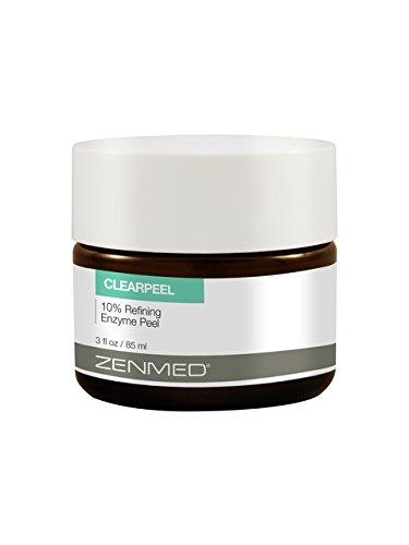 ZENMED CLEARPEEL - 3 oz. All-Natural Enzyme Peel Desolves De