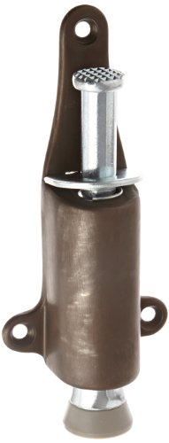 (Rockwood 459.10B Bronze Spring Loaded Plunger Stop, 8 X 3/4