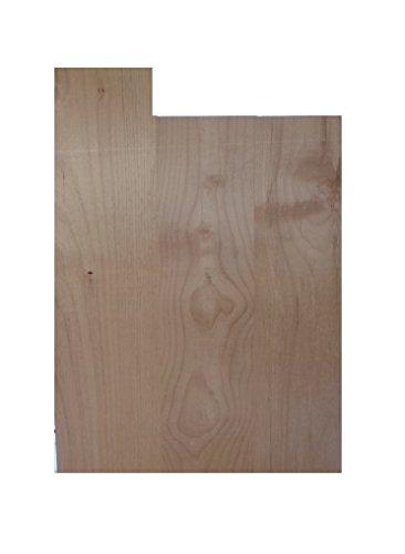 Electric Guitar Wood & Inlay Material