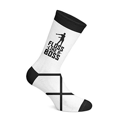 Floss Like A Boss Socks ()
