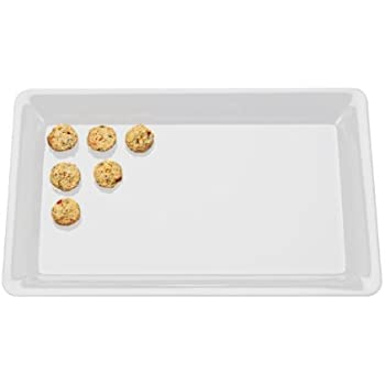 Amazon.com | 18 x 26 Inch Plastic Tray White: Jewelry