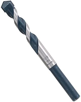 Bosch HCBG17 1/2 In. x 10 In. BlueGranite Carbide Hammer Drill Bit