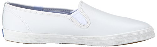 Champion Sneaker White Leather Leather Original Slip Women's Keds On PwR5fPq