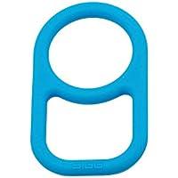 SIGG 8475.4 D-Neck Ring for Drinking Bottle, Blue