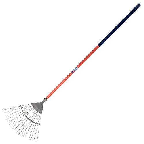 Spear & Jackson 2155NS Select Carbon Steel Flexo Lawn Rake