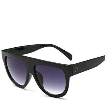 Sol 8871 1 Gafas Unidad de Doble Brillante Negro Color de LK Gris tdTxwCtqv