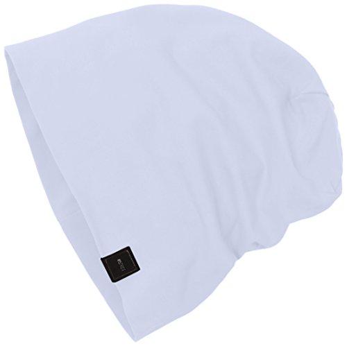 Weiß Punto Jersey de Gorros 1138 Hombre MSTRDS white Beanie 5029 para x74qqS0
