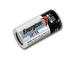 25 pcs Energizer Lithium CR123A 3V Photo Lithium Battery