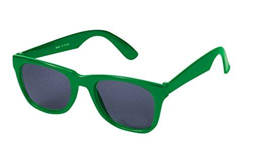 Forum Novelties Blues Glasses, Green