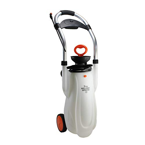 (H.B. Smith Tools Rollaway Sprayer for Gardening,)