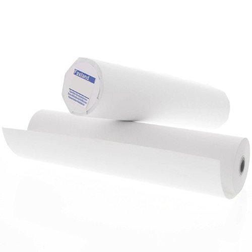 Faxpapierrollen fü r Brother FAX 520 DT - Faxland Thermopapier Faxrollen fü r FAX520DT