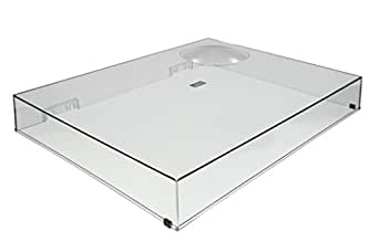 Technics SFAD122-01A Dust cover Clear plastic lid for turnables