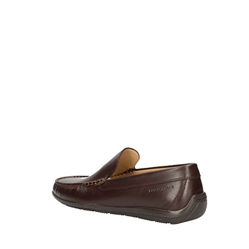002A01 Leman Brown Loafer Uomo Mocassini Lumberjack d5gZwd