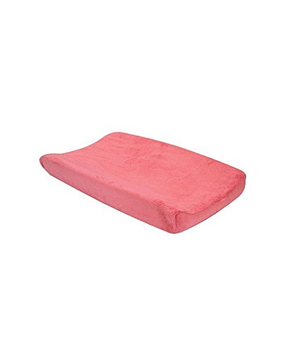 Cocoa Coral Changing Pad Cover, Baby Girl by Trend-Lab