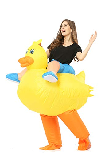 GOPRIME Halloween Inflatable Costumes (Duck -