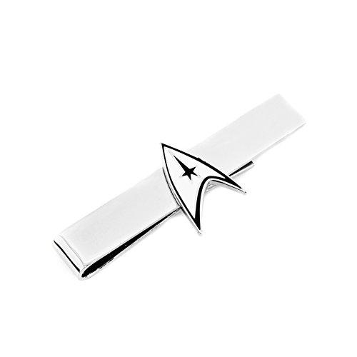 Tie Licensed - Officially Licensed Star Trek Tie Bar Novelty 2 x 0in