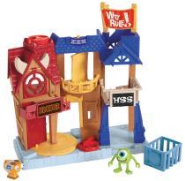 Amazon Fisher Price Imaginext Disney Monsters University Row Toys Amp Games