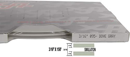 Universal TFX 0003095 - Auto Customizing Dual Pinstripe - 3/16