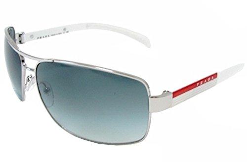 silver prada sport (linea rossa) ps54is 太阳镜太阳眼镜