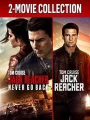 Jack Reacher 2-Movie Collection (Jack Reacher / Jack Reacher: Never Go Back)