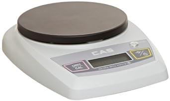 CAS SH200 SH Series Gram Scale, 200g Capacity, 0.1g Readability