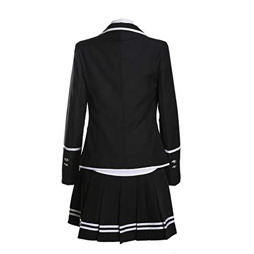 URSFUR Womens British Style Japan School Uniform Sets Cosplay Costume Anime Girl -