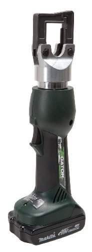 Greenlee EK410L11 Gator Battery-Powered 4 Ton L Series Crimping Tool with 120V Charger