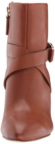 Nine West Women's Cavanagh Boots Dark Natural Leather PjoUsiCj
