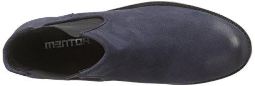 Boot Blue Mentor Women's Navy Nubuck Chelsea Boots Ankle XqXTpx5rw